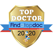 Top Doctor badge